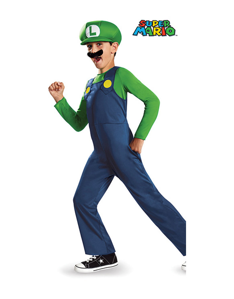 Luigi Costume - Boys