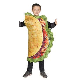 Taco Costume - Boys