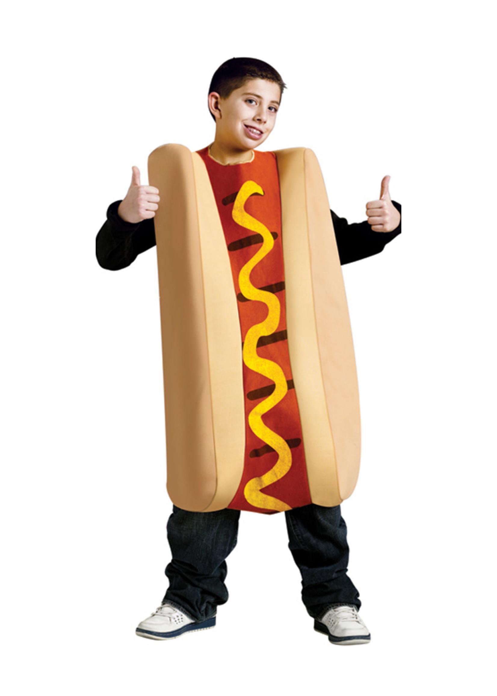 Hot Dog Costume - Boys