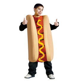 Hot Dog Costume - Boys