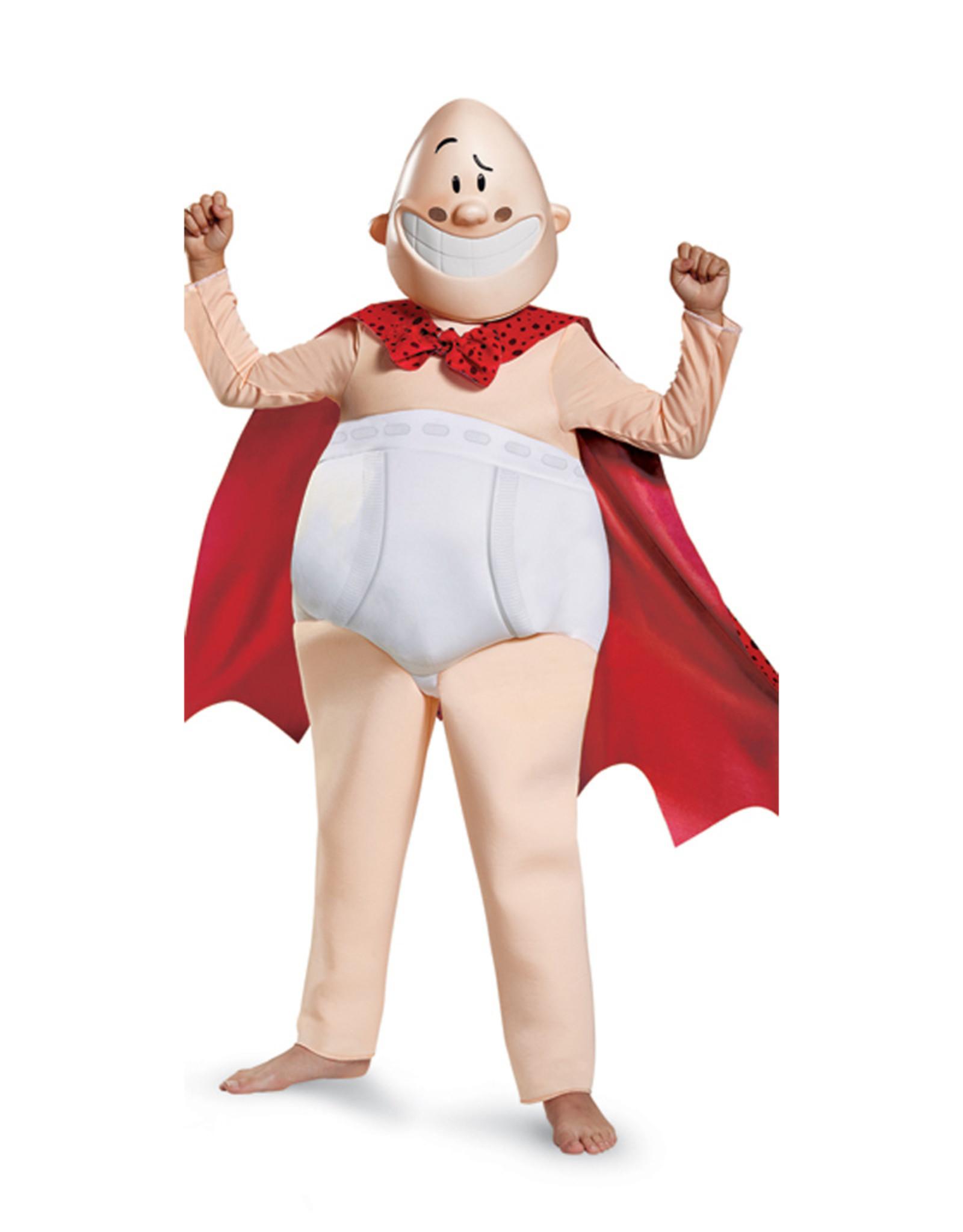 Captain Underpants Costume - Boys