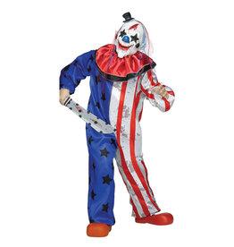 Evil Clown Costume - Boys