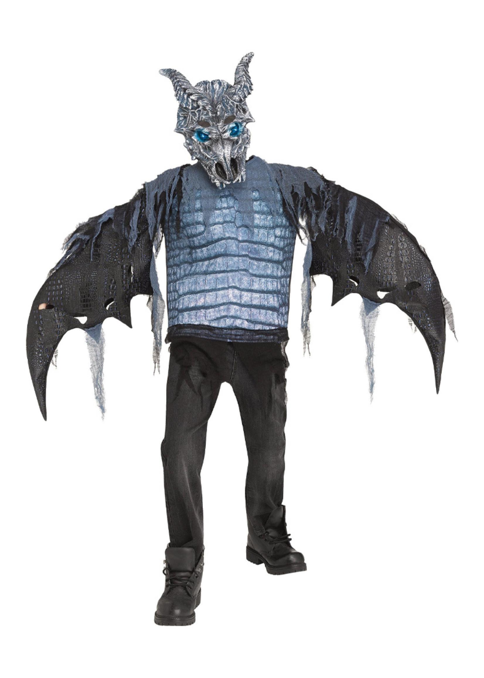 Ice Dragon Costume - Boys
