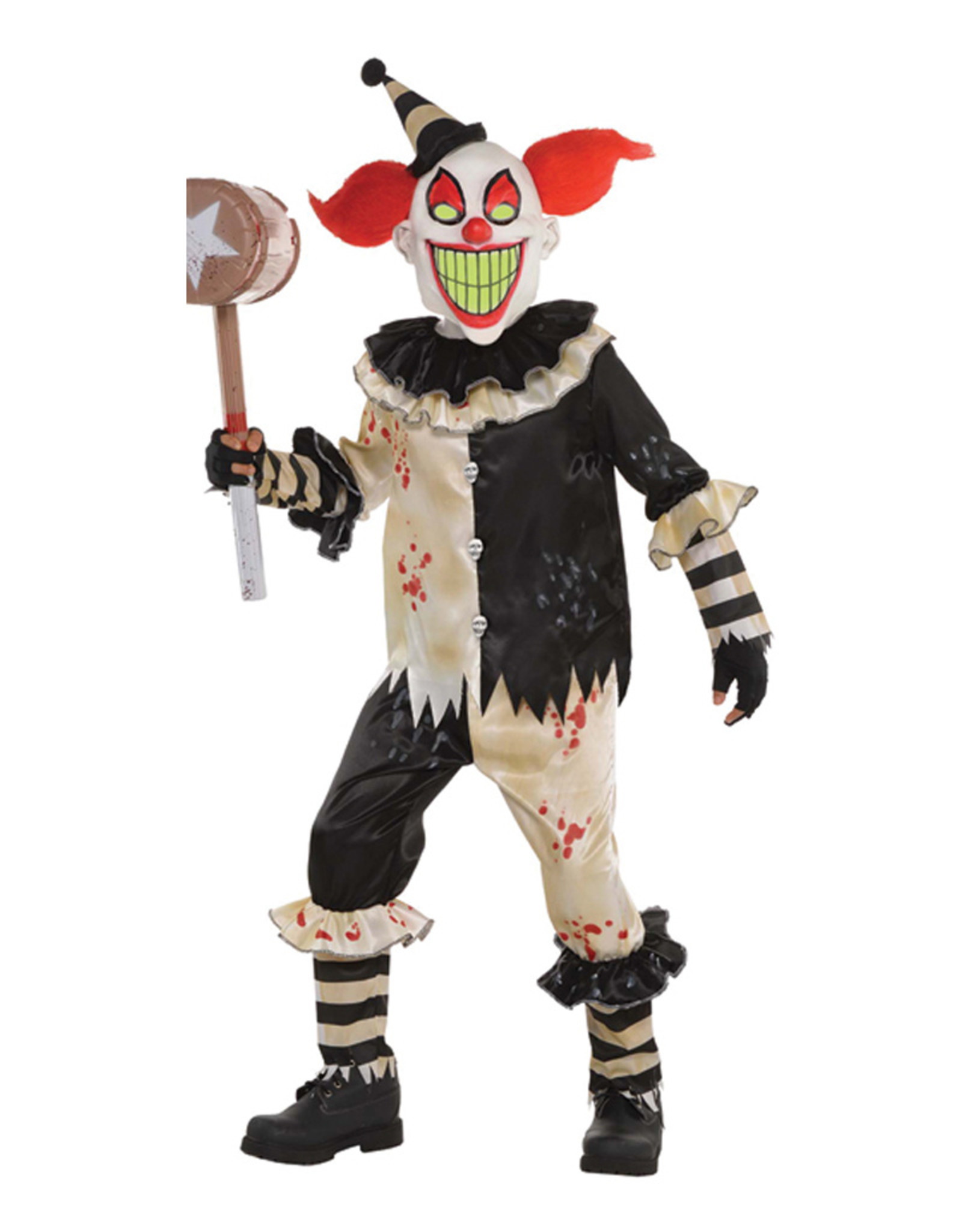 Carnival Nightmare Costume - Boys
