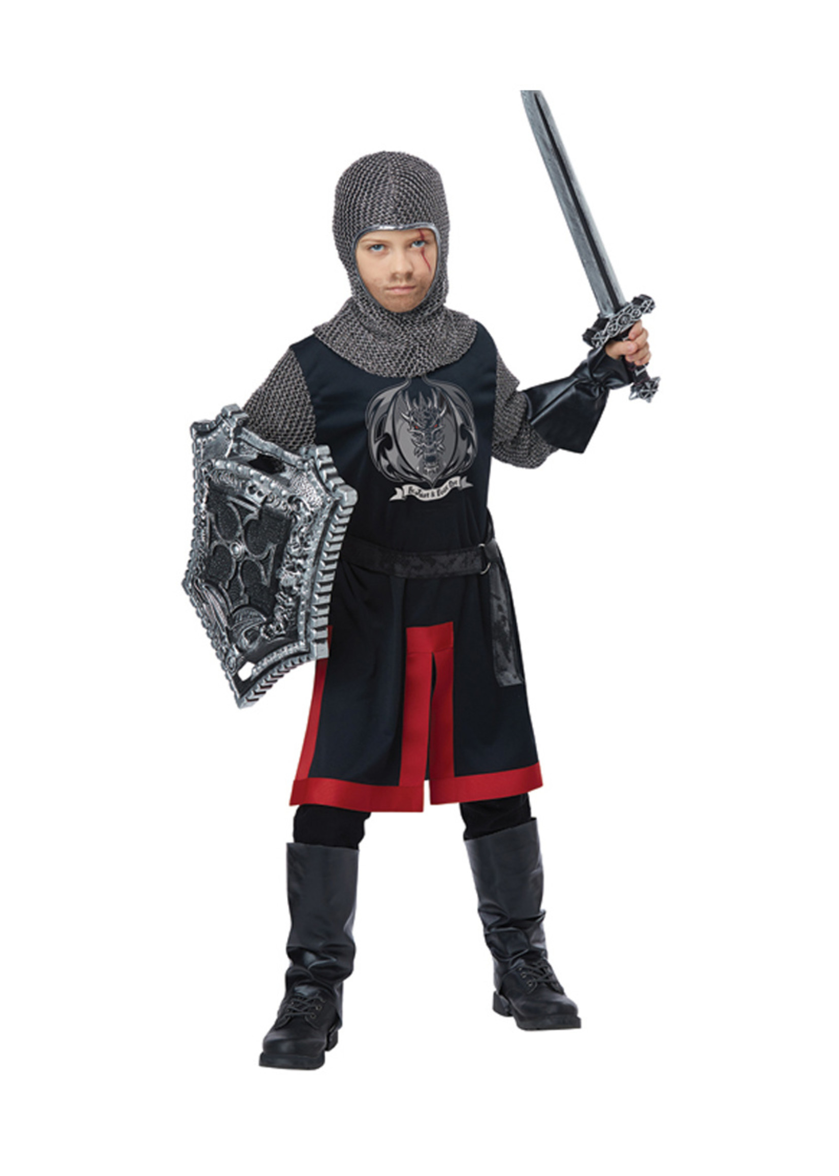 Dragon Knight Costume - Boys