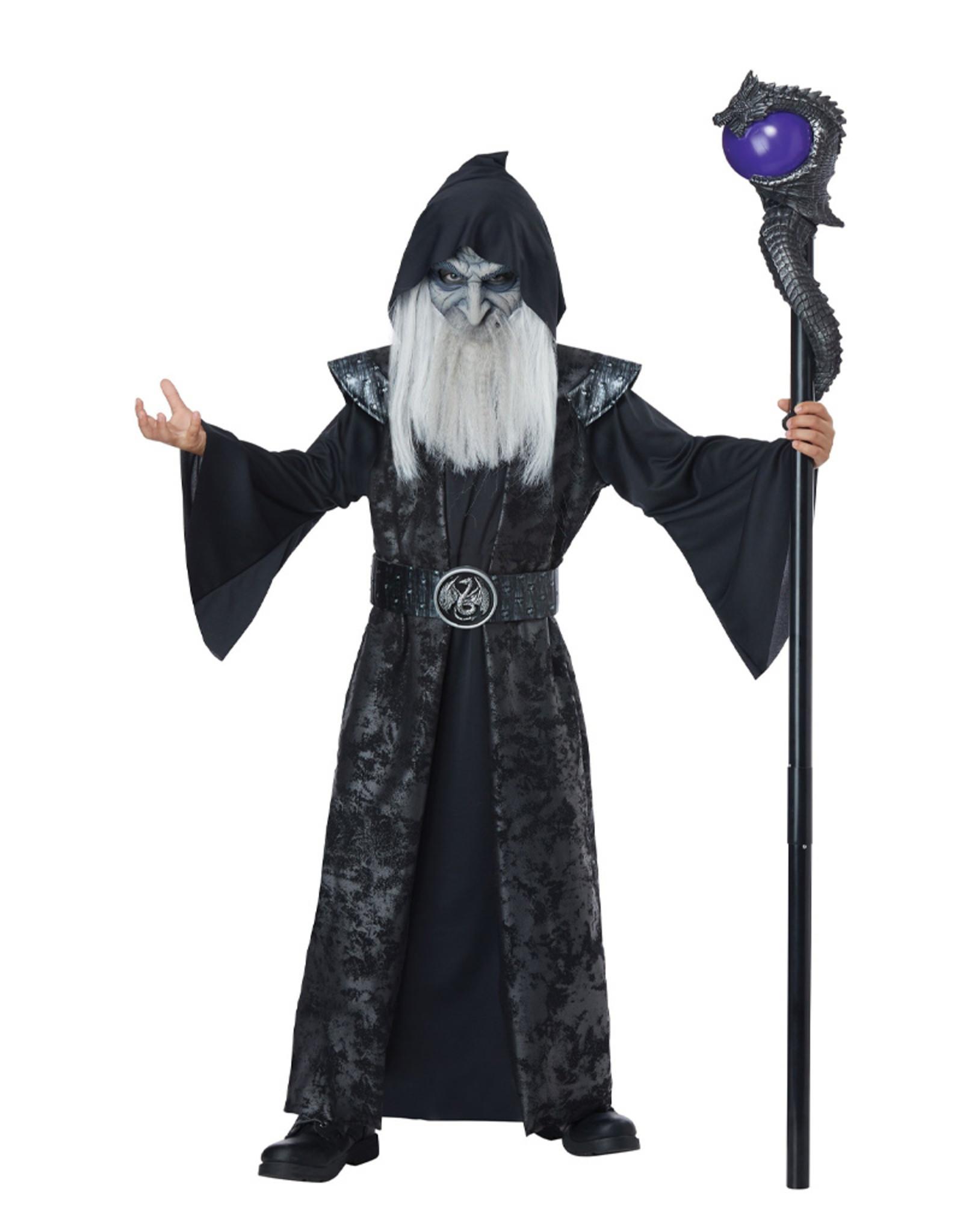 Dark Wizard Costume - Boys