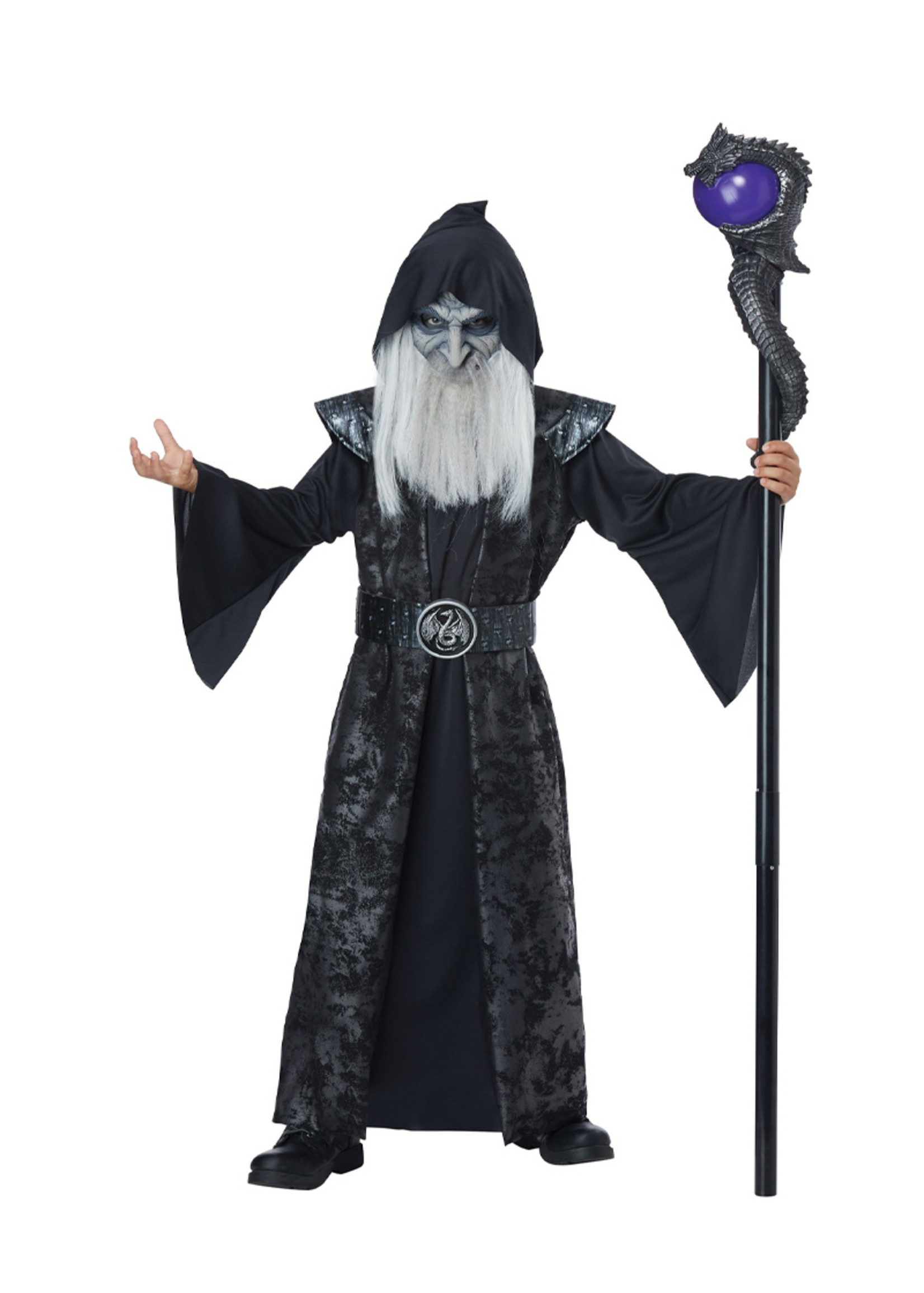 Dark Wizard Costume - Boys