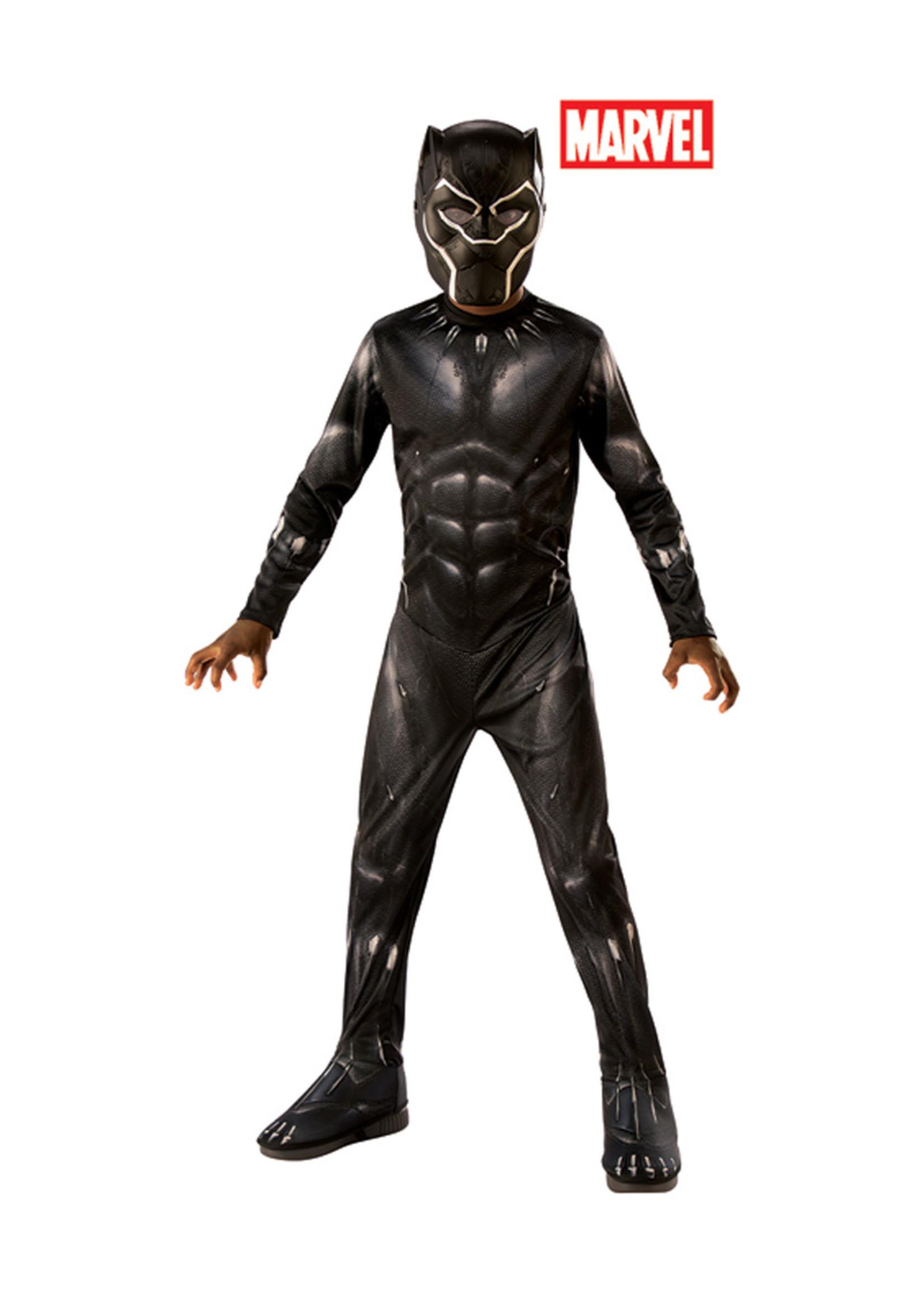 Black Panther Costume - Boys
