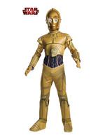 C-3PO Costume - Boys