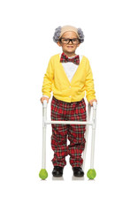 Grandpa Costume - Boys