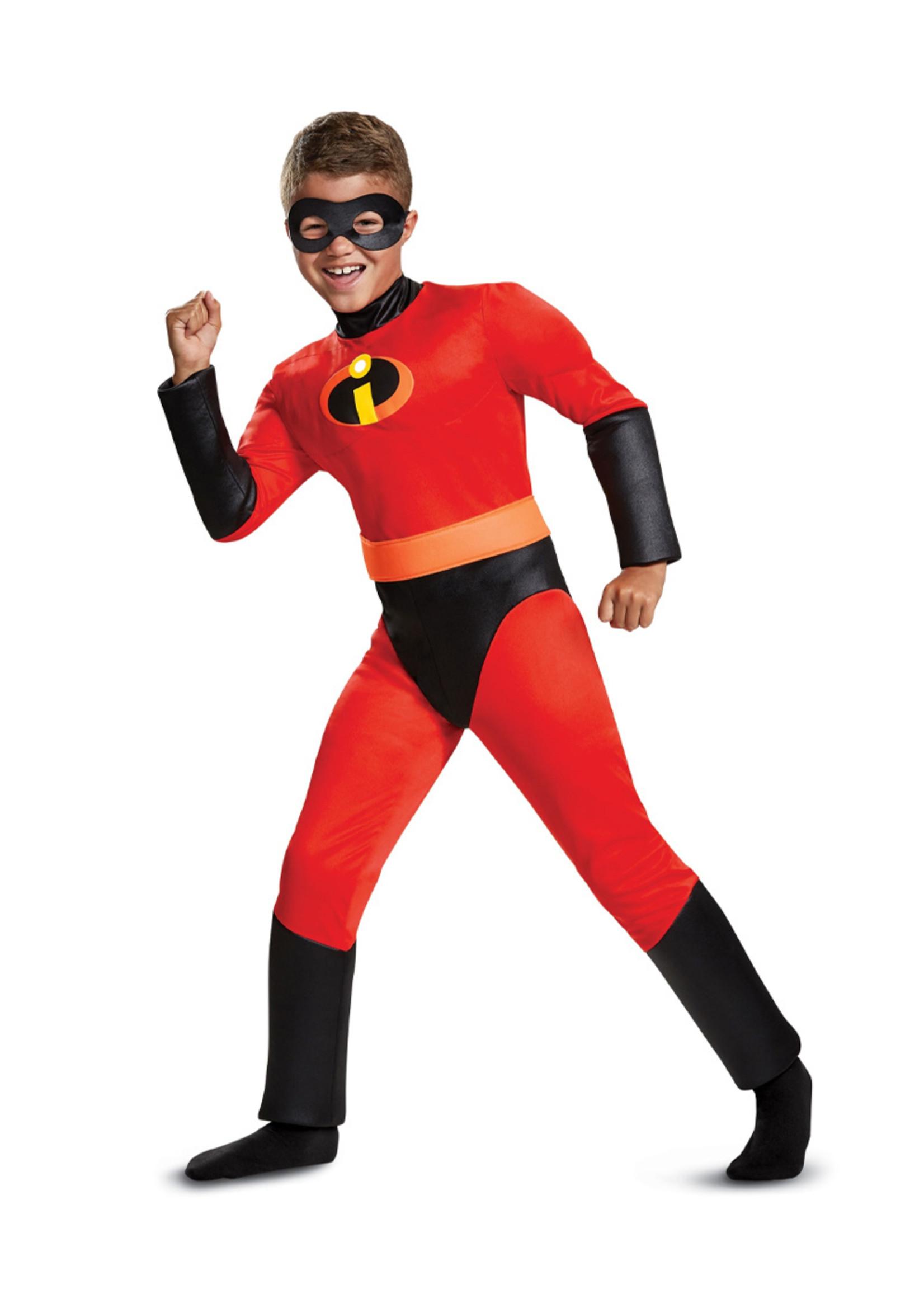 DISGUISE Dash Incredible Costume - Boys
