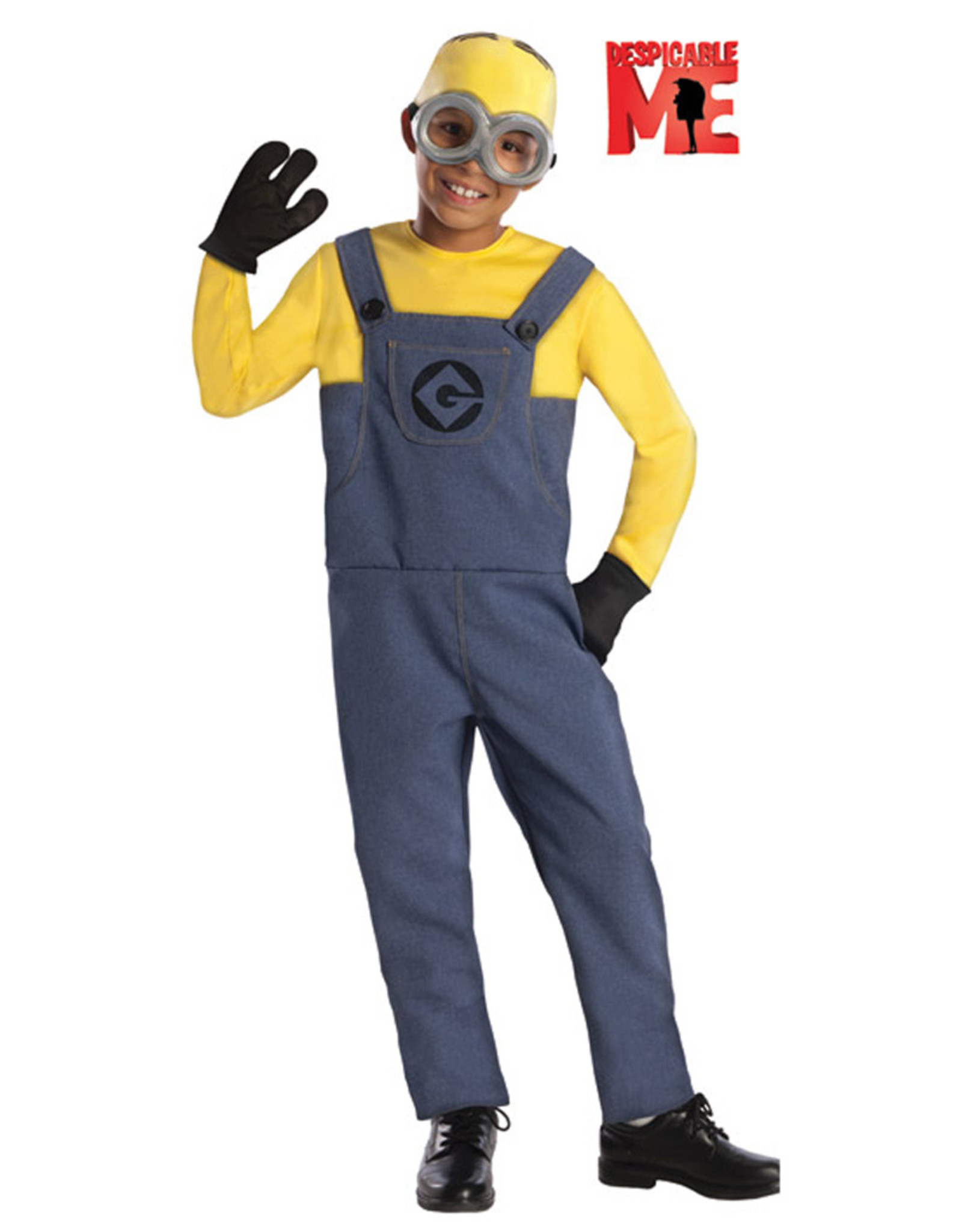 Minion Dave Costume - Boys