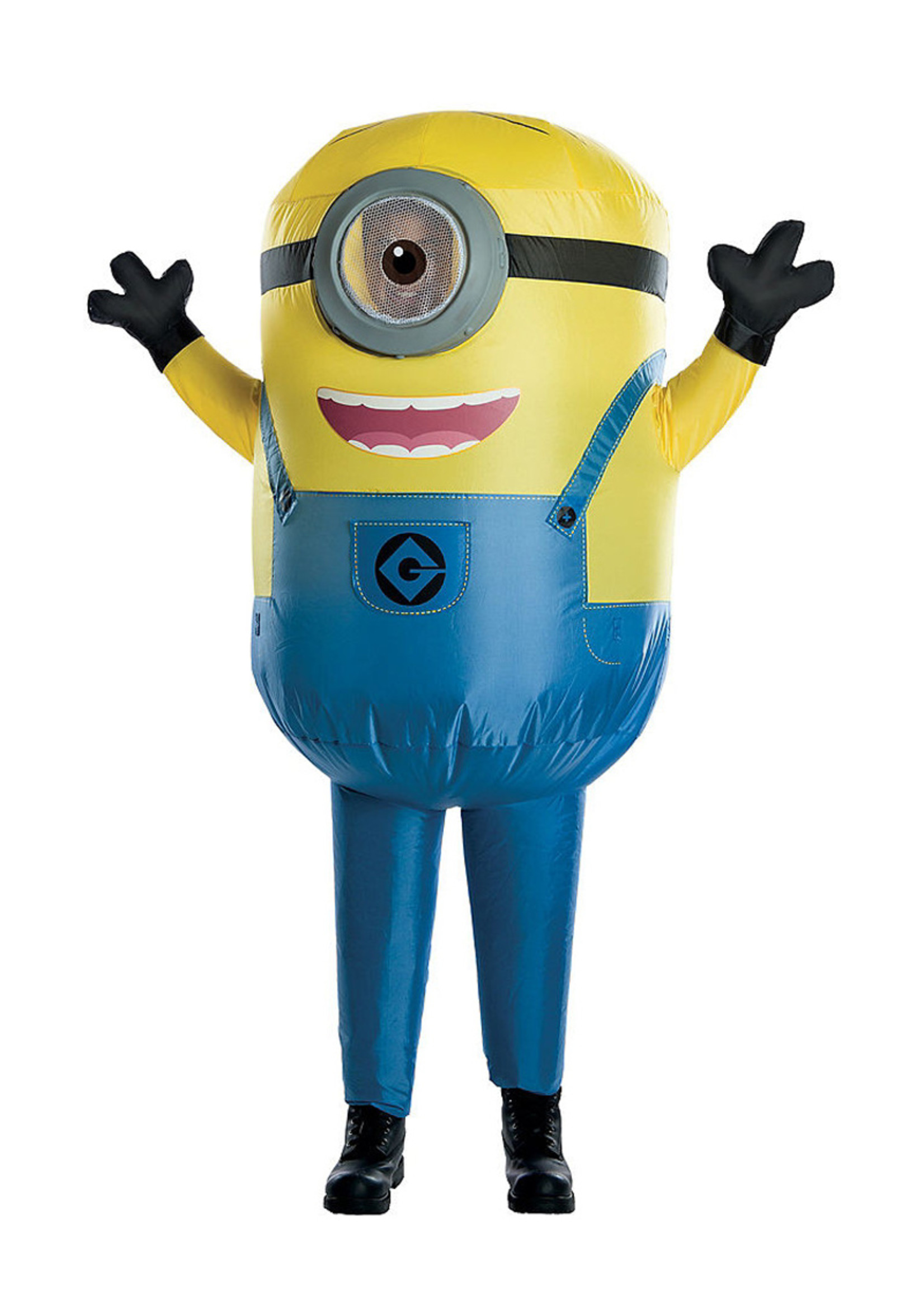 Inflatable Minion Stuart Costume - Boys