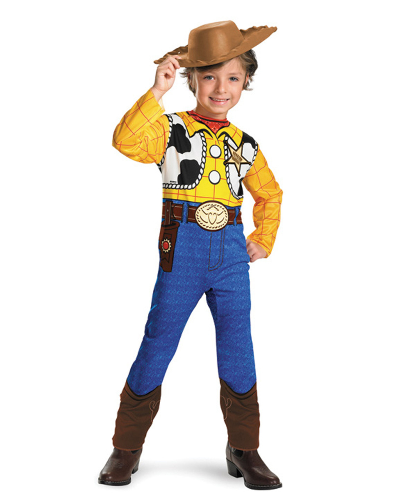 Woody Costume - Boys