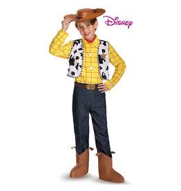 Woody Deluxe Costume - Boys