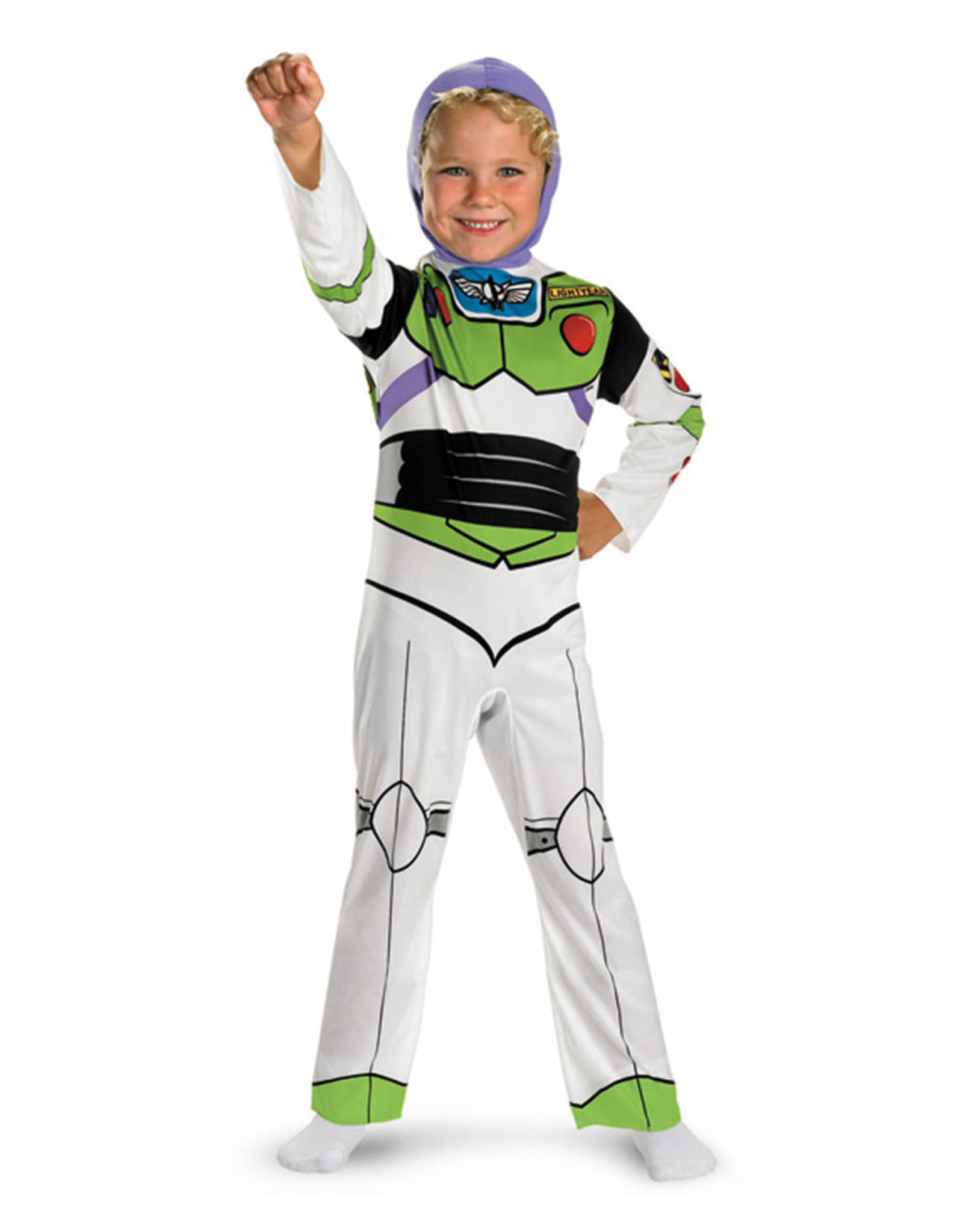 Buzz Lightyear Costume - Boys