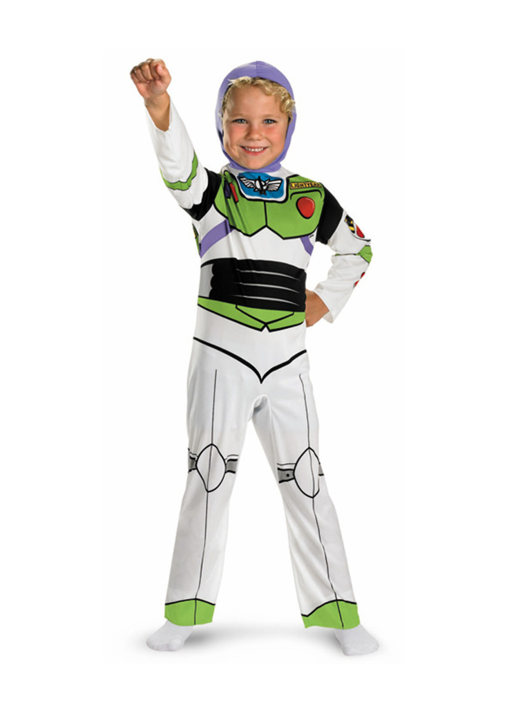 Buzz Lightyear Costume - Boys