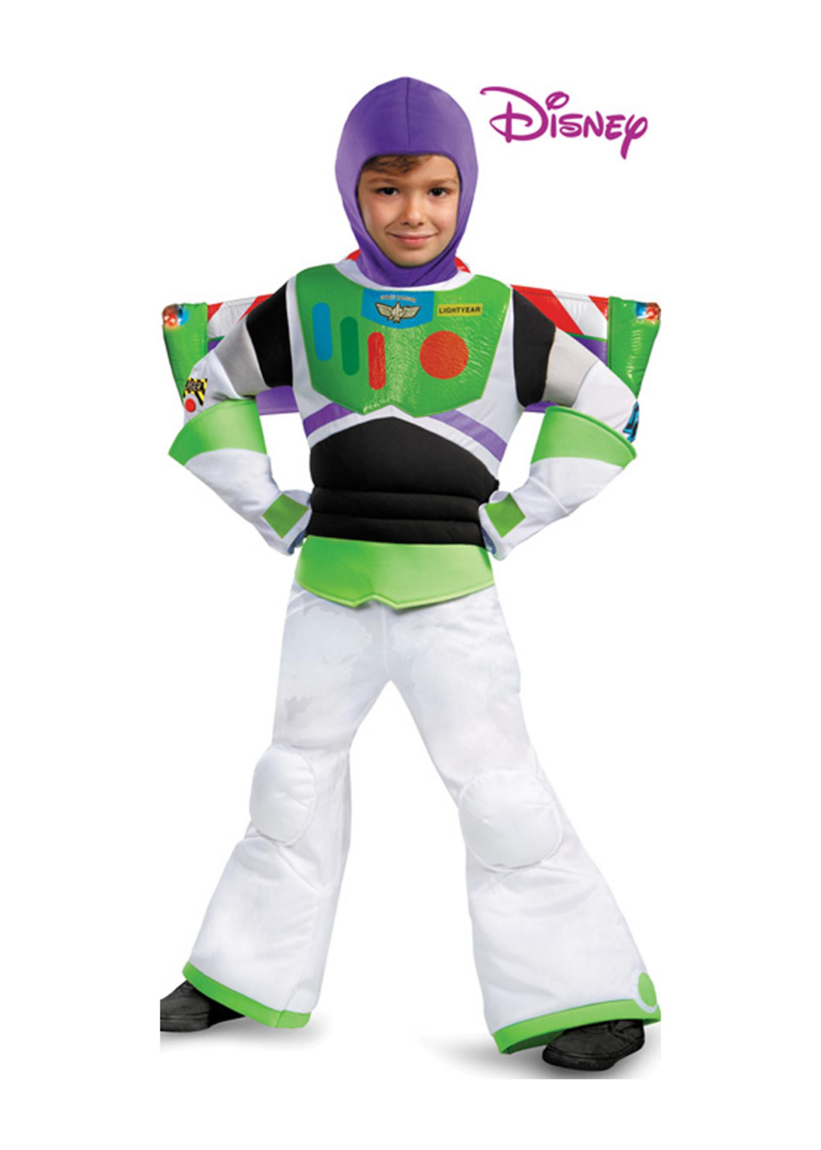 Buzz Lightyear Deluxe Costume - Boys