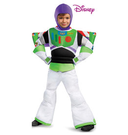 Buzz Lightyear Deluxe Costume - Boys