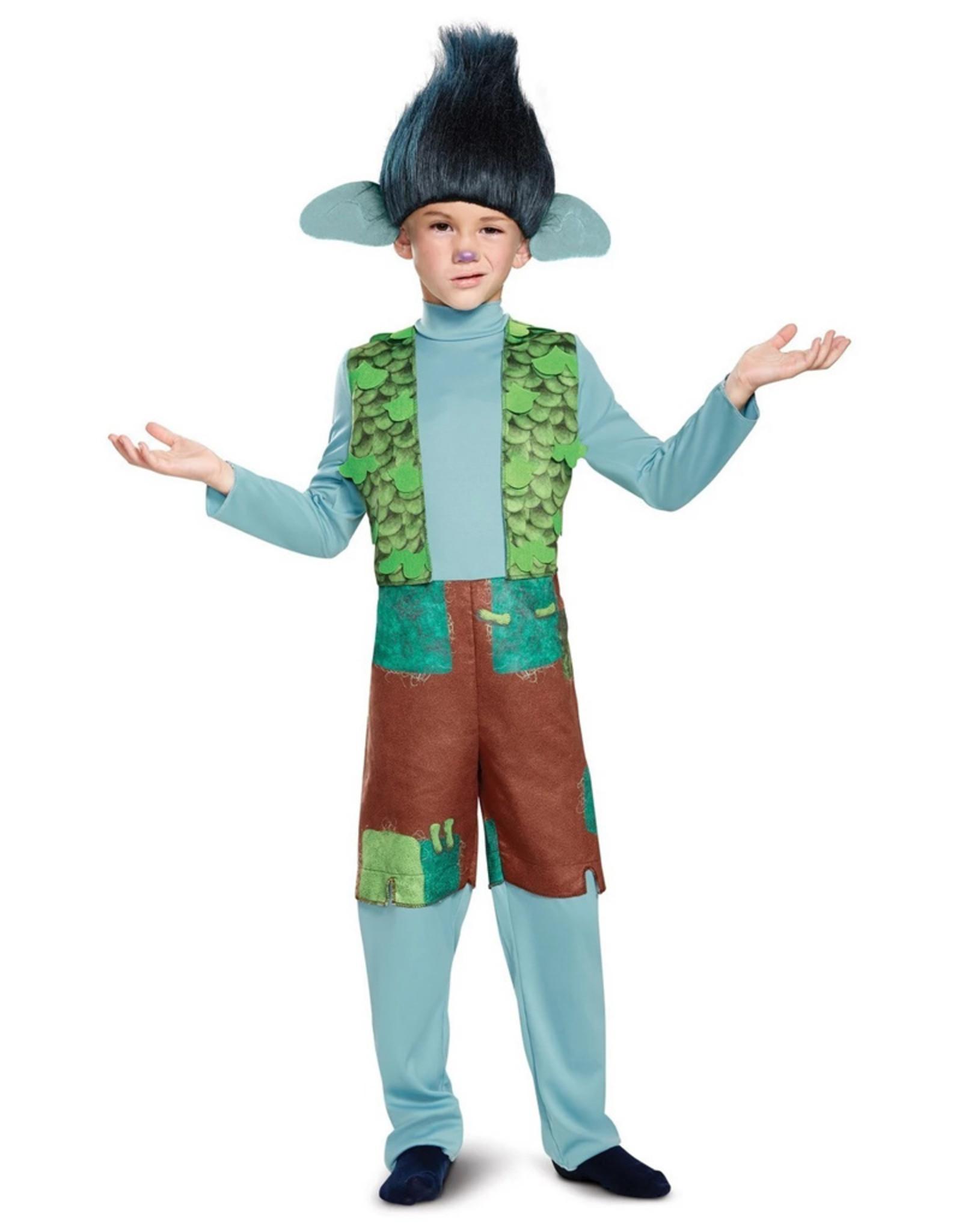 Branch - Trolls Costume - Boys