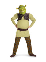 Shrek Costume - Boys