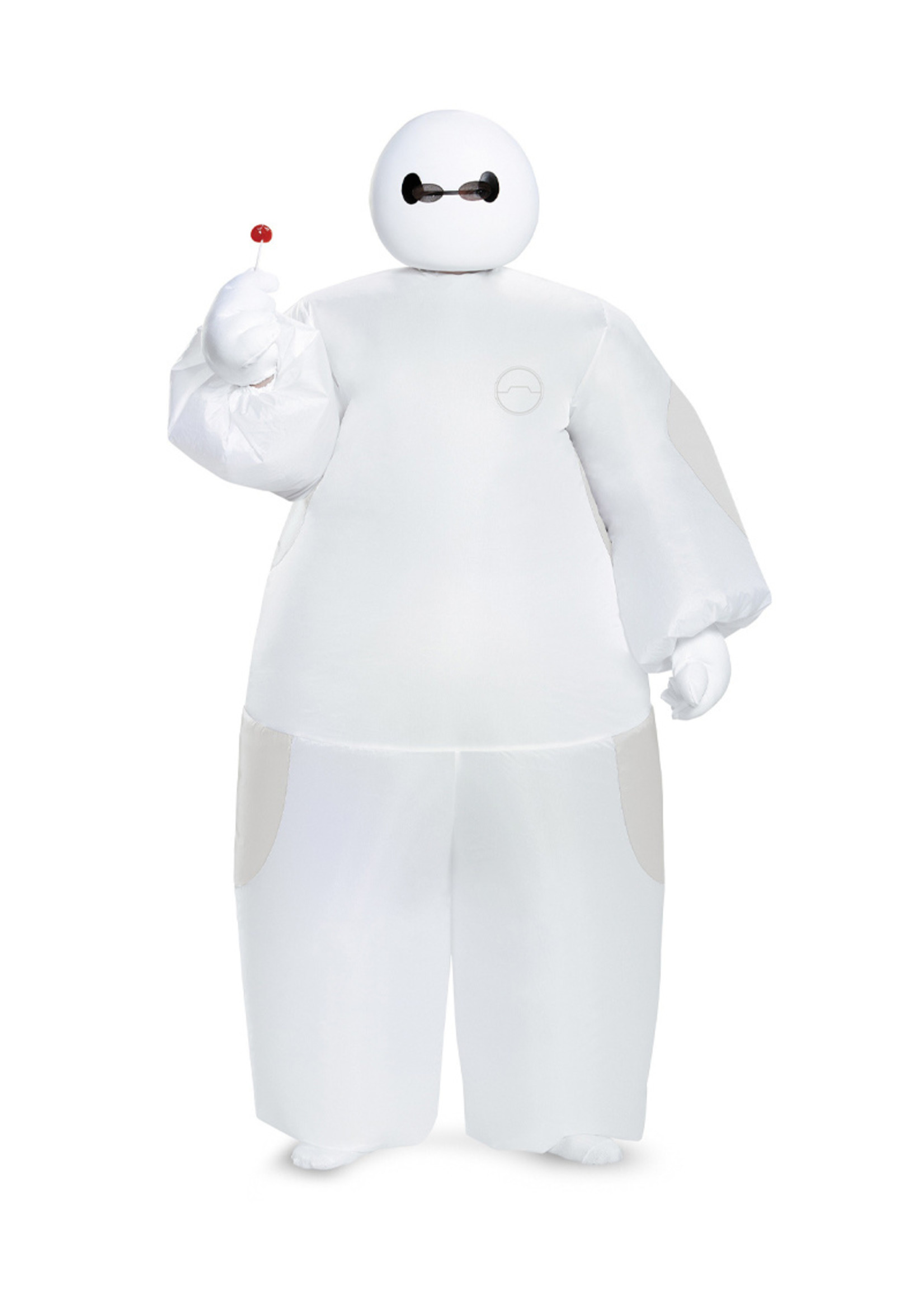 White Baymax Inflatable Costume - Boys