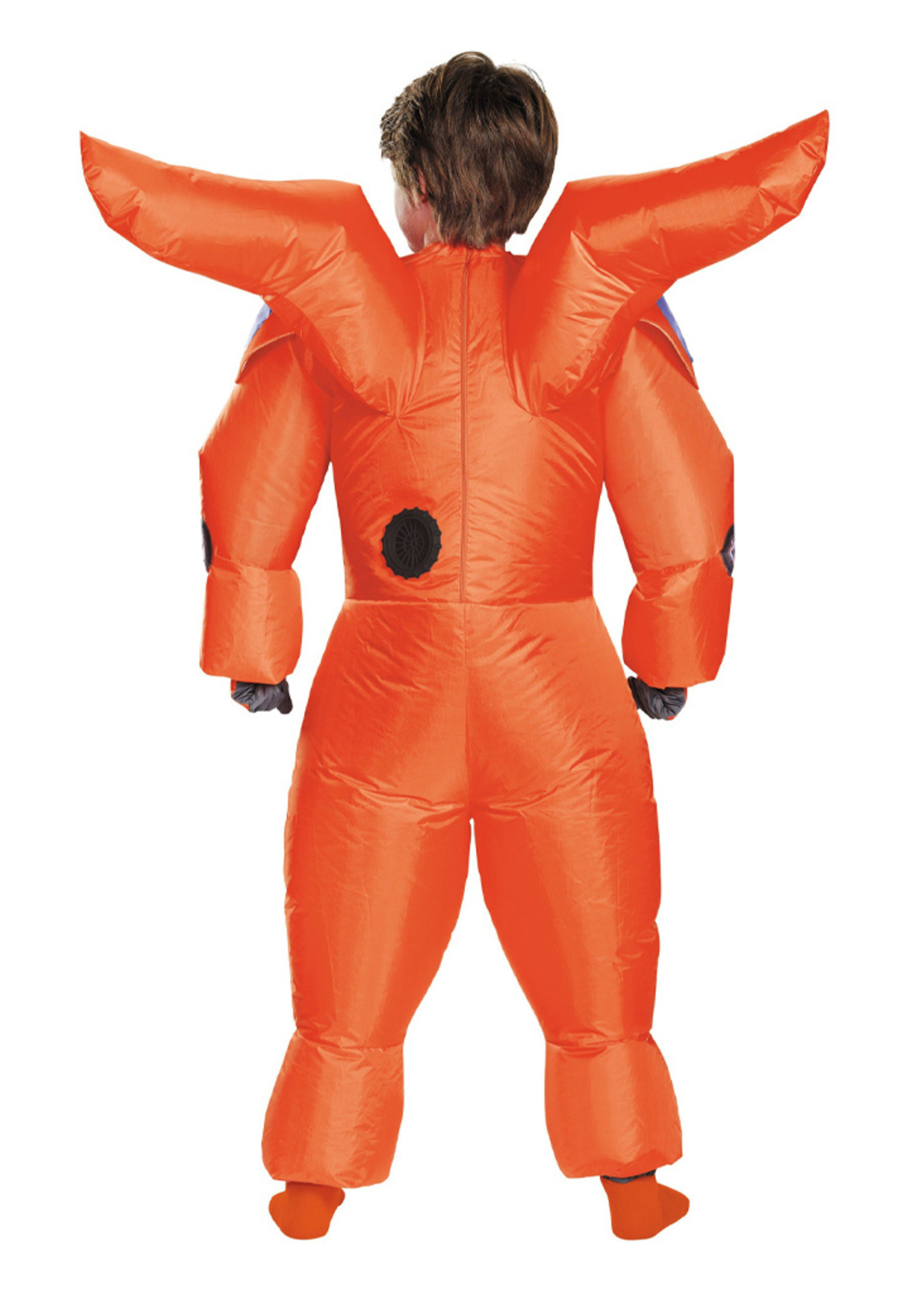 Red Baymax Inflatable Costume - Boys