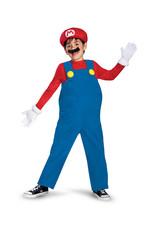 Mario Deluxe Costume - Boys