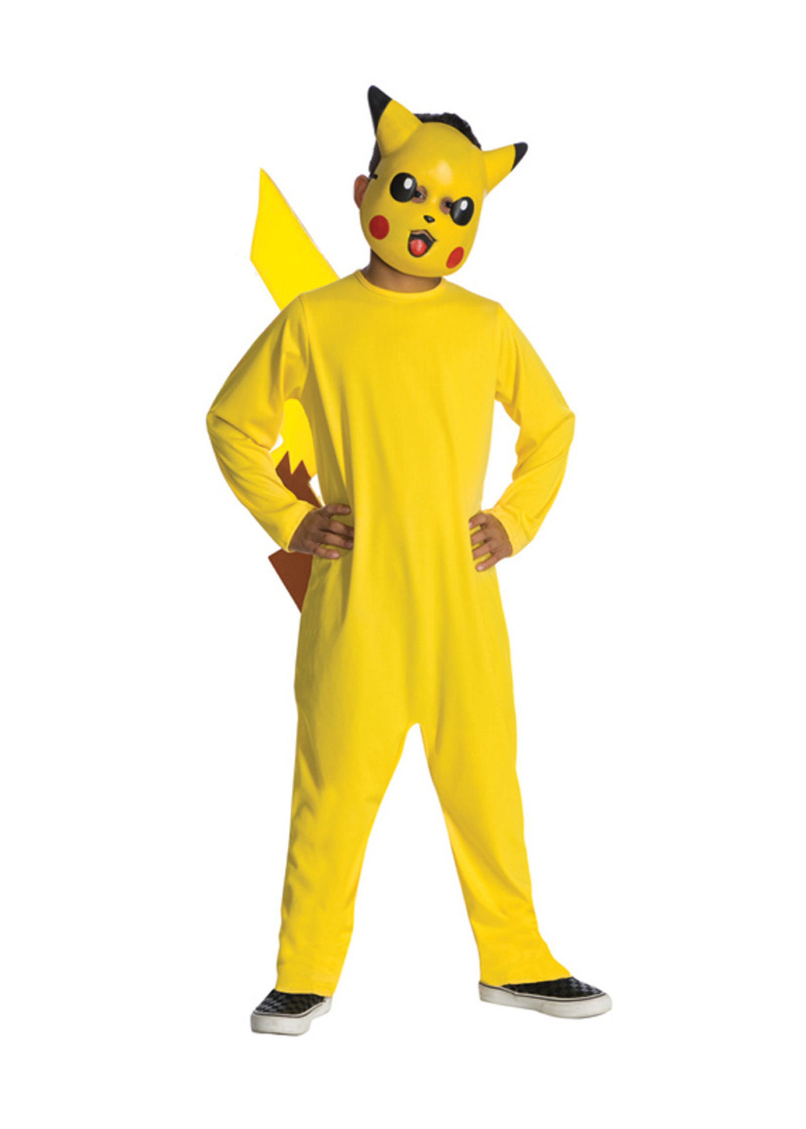 Pikachu Costume - Boys