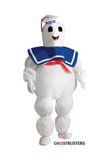 Inflatable Stay Puft Costume - Boys