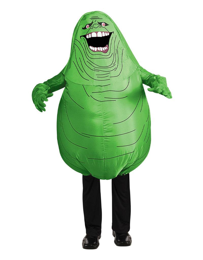 Inflatable Slimer Costume - Boys