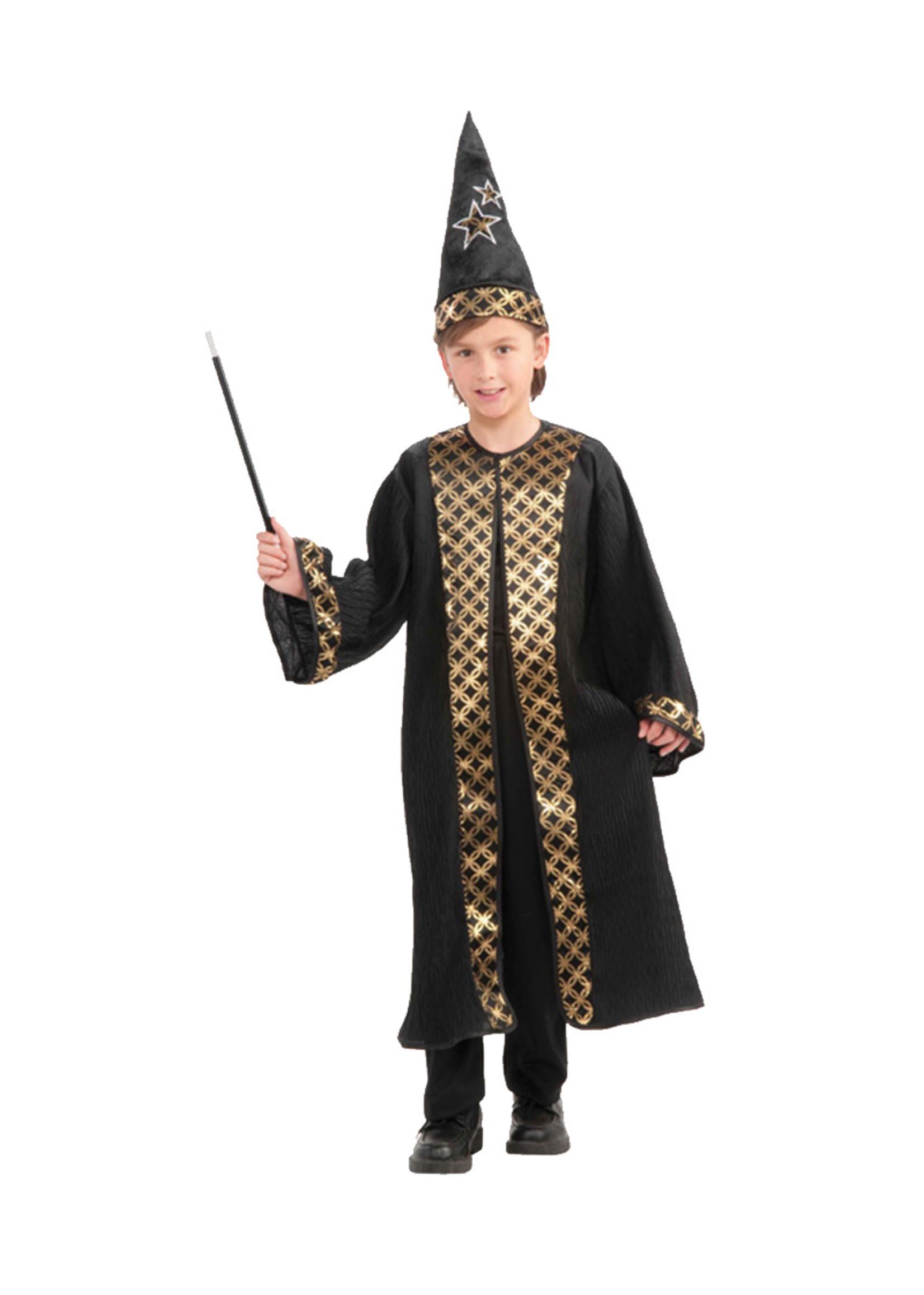 Wizard Boy Costume - Boys