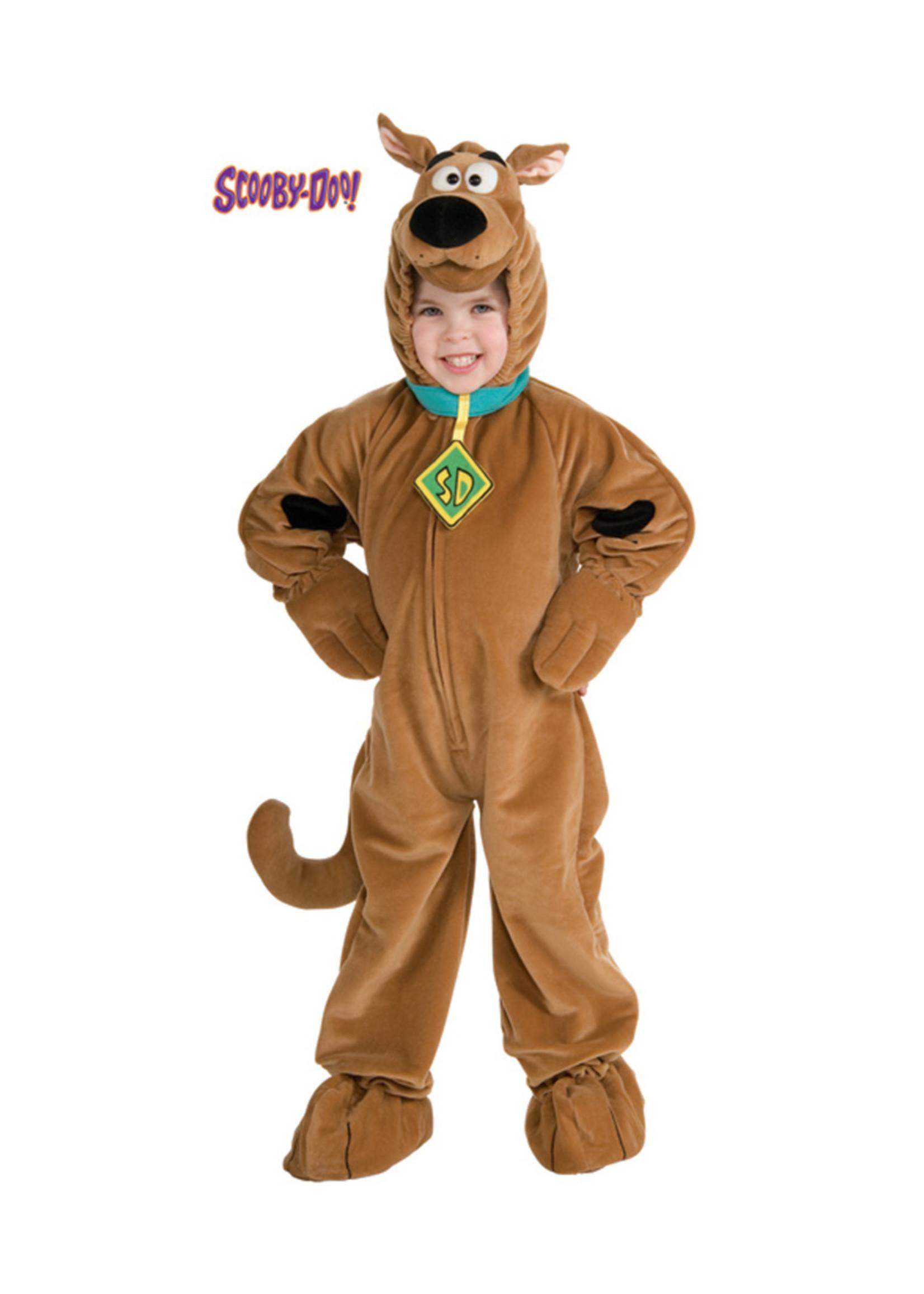 Scooby-Doo Deluxe Costume - Boys