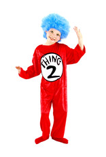 Thing 1 or 2 Costume - Boys