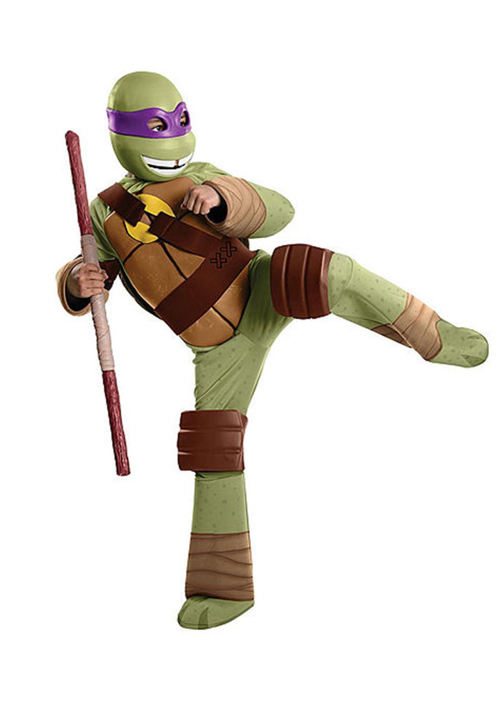 Donatello Costume - Boys