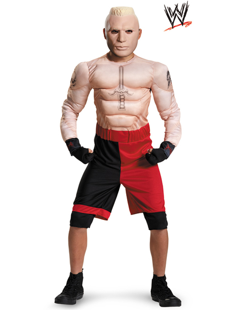 Brock Lesnar - WWE Costume - Boys
