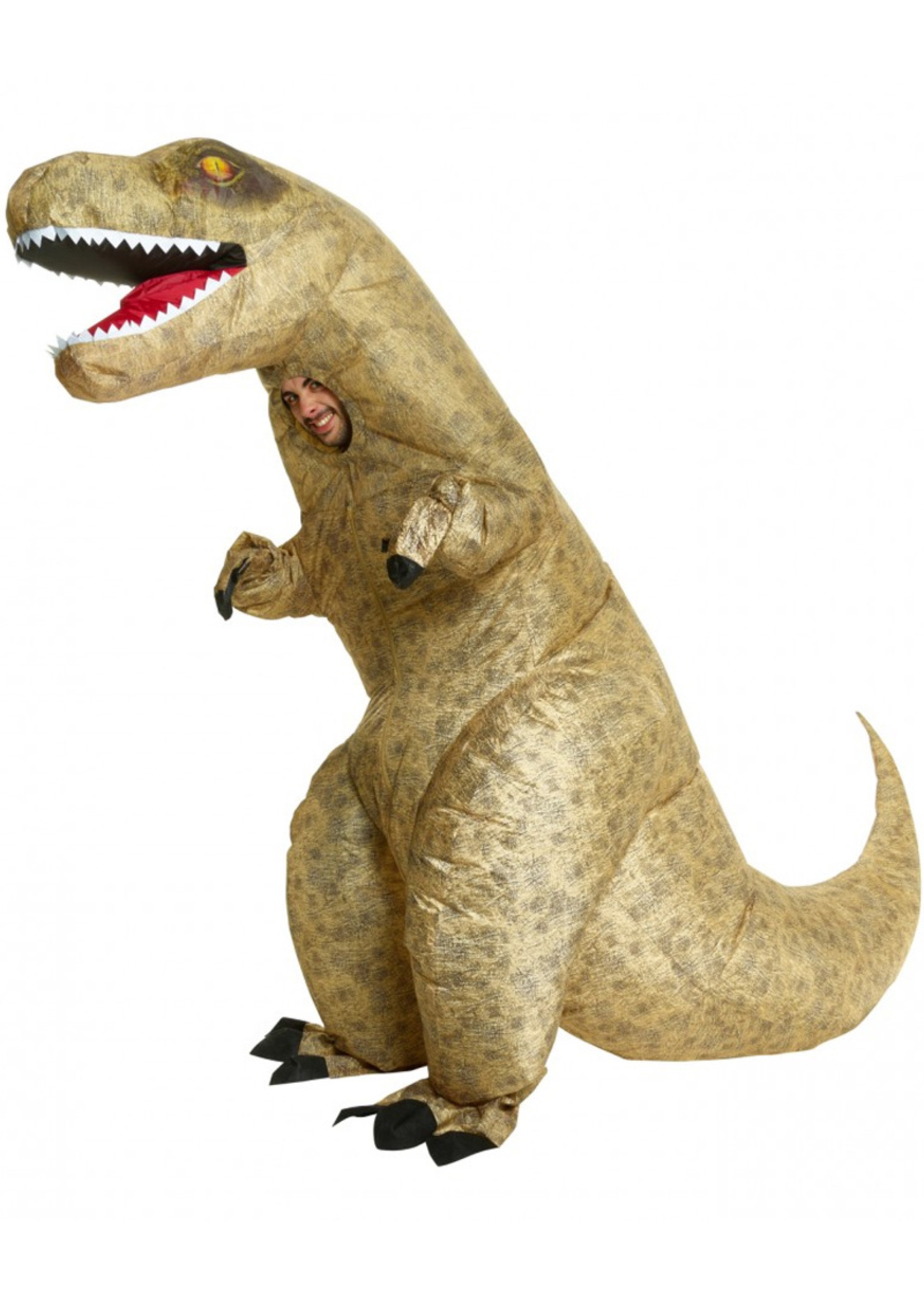 Inflatable T-Rex Costume - Boys