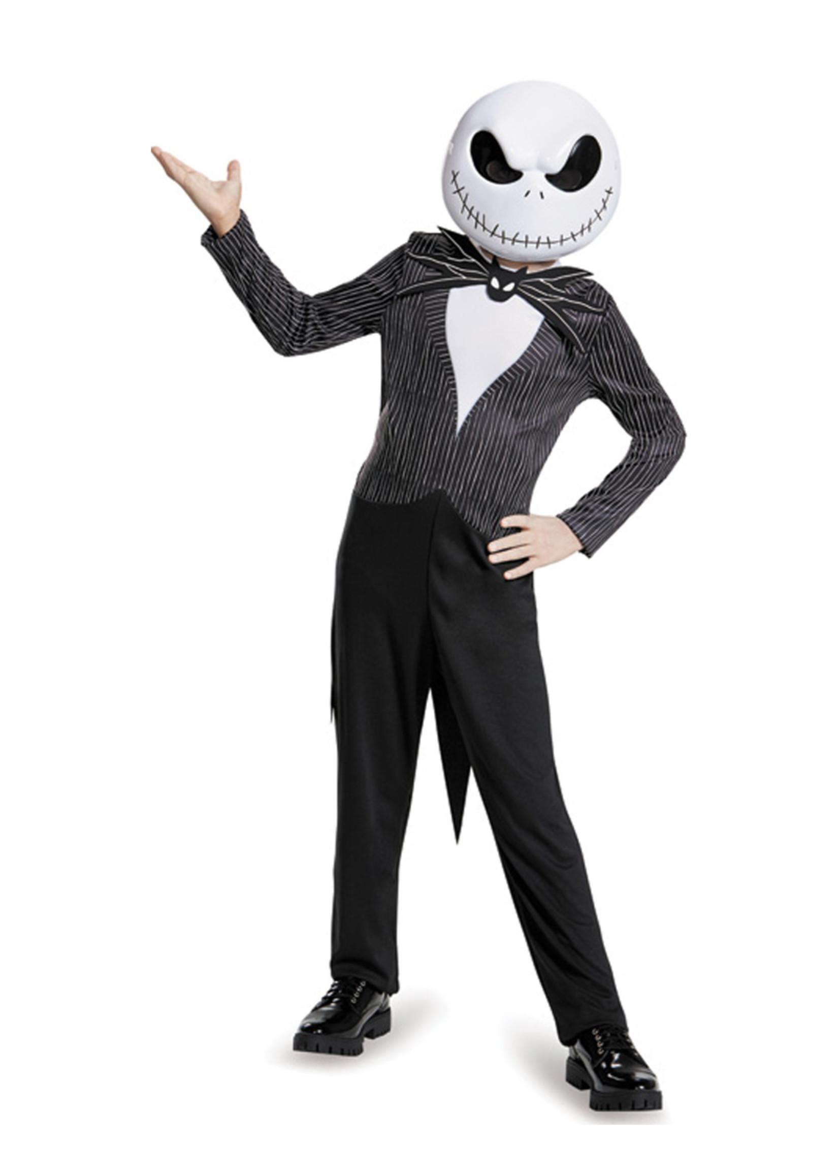 Jack Skellington Costume - Boys