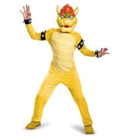 Bowser - Super Mario Costume - Boys