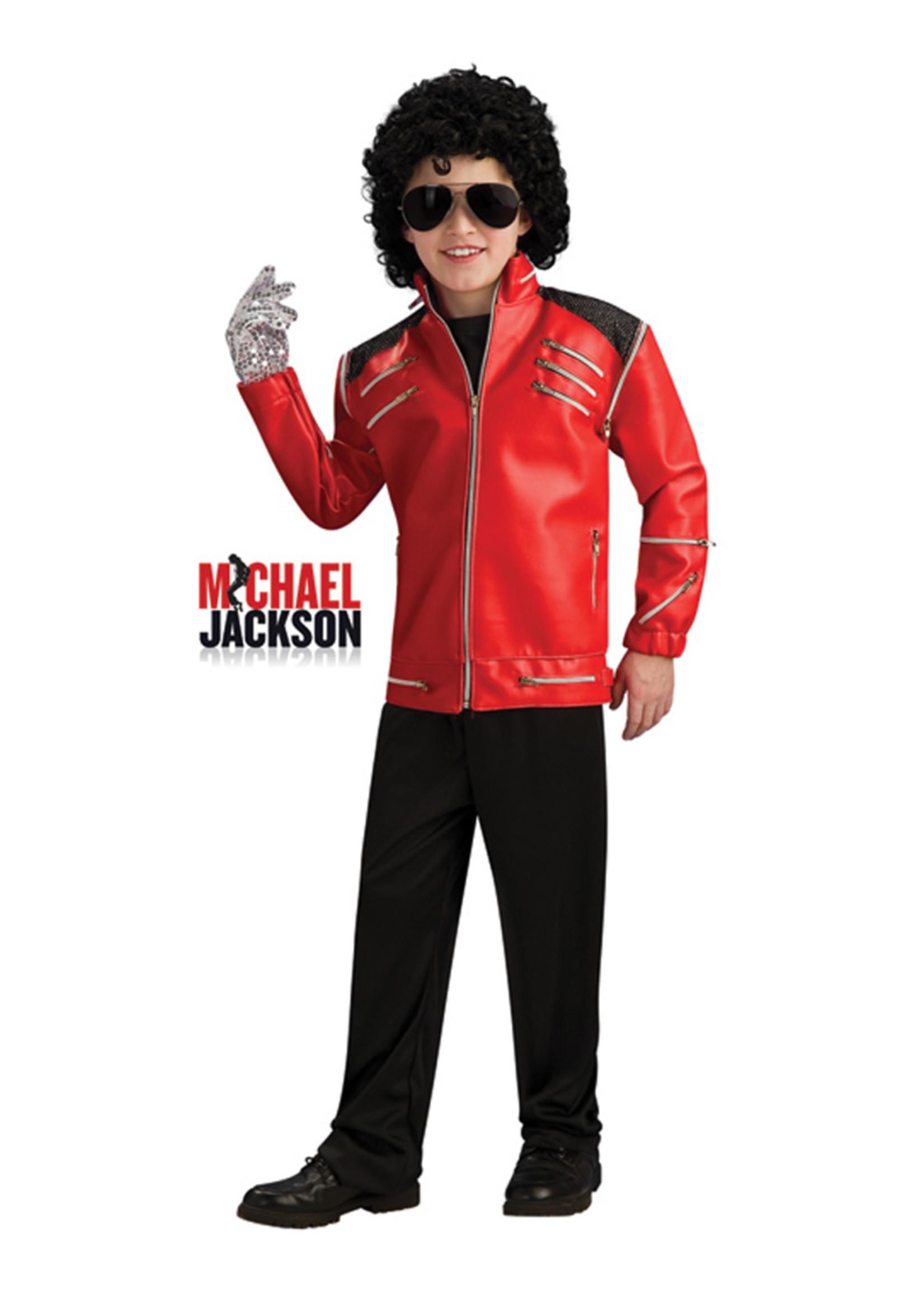 RUBIES Michael Jackson Beat It Jacket - Boys