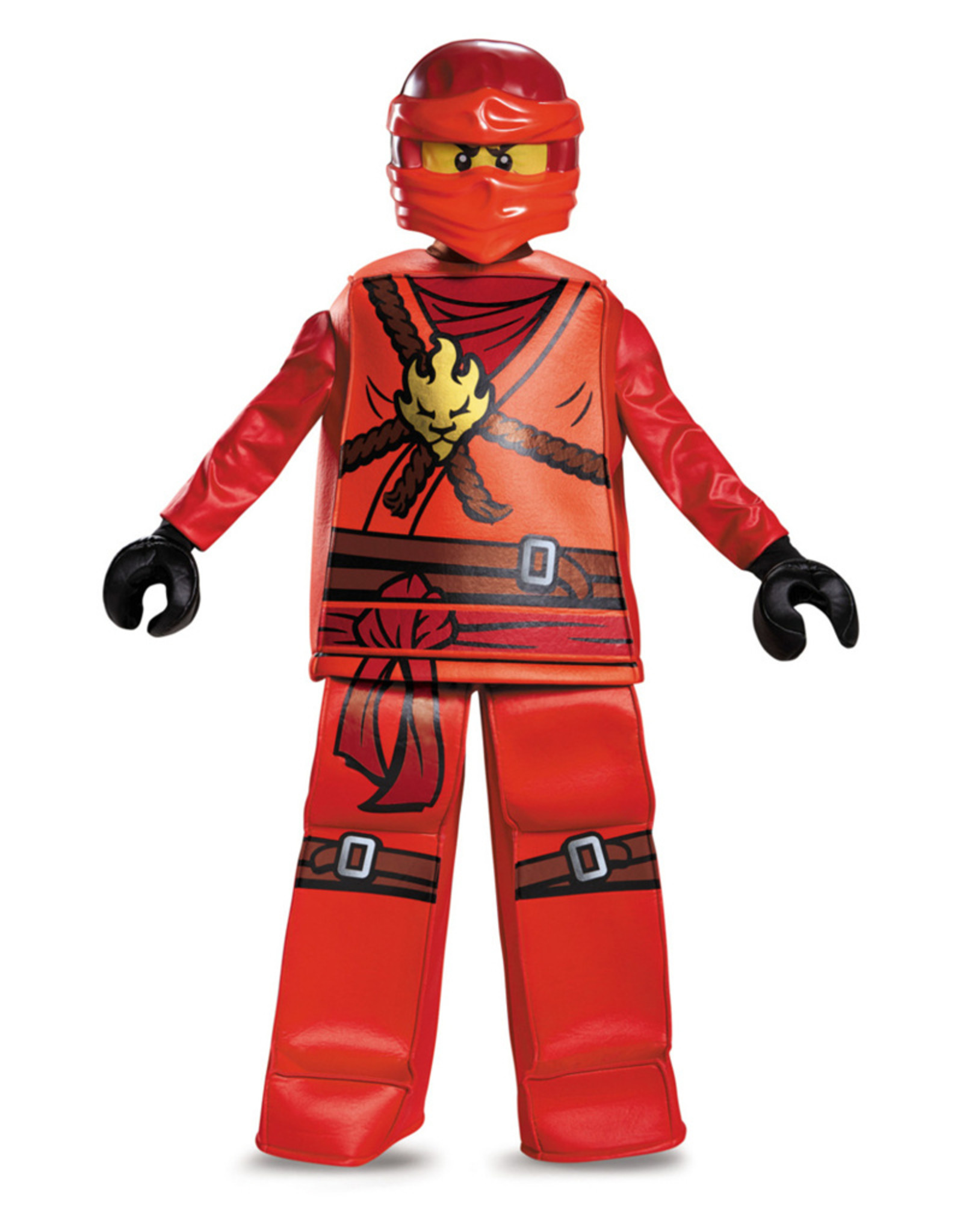 Kai - Ninjago Costume - Boys