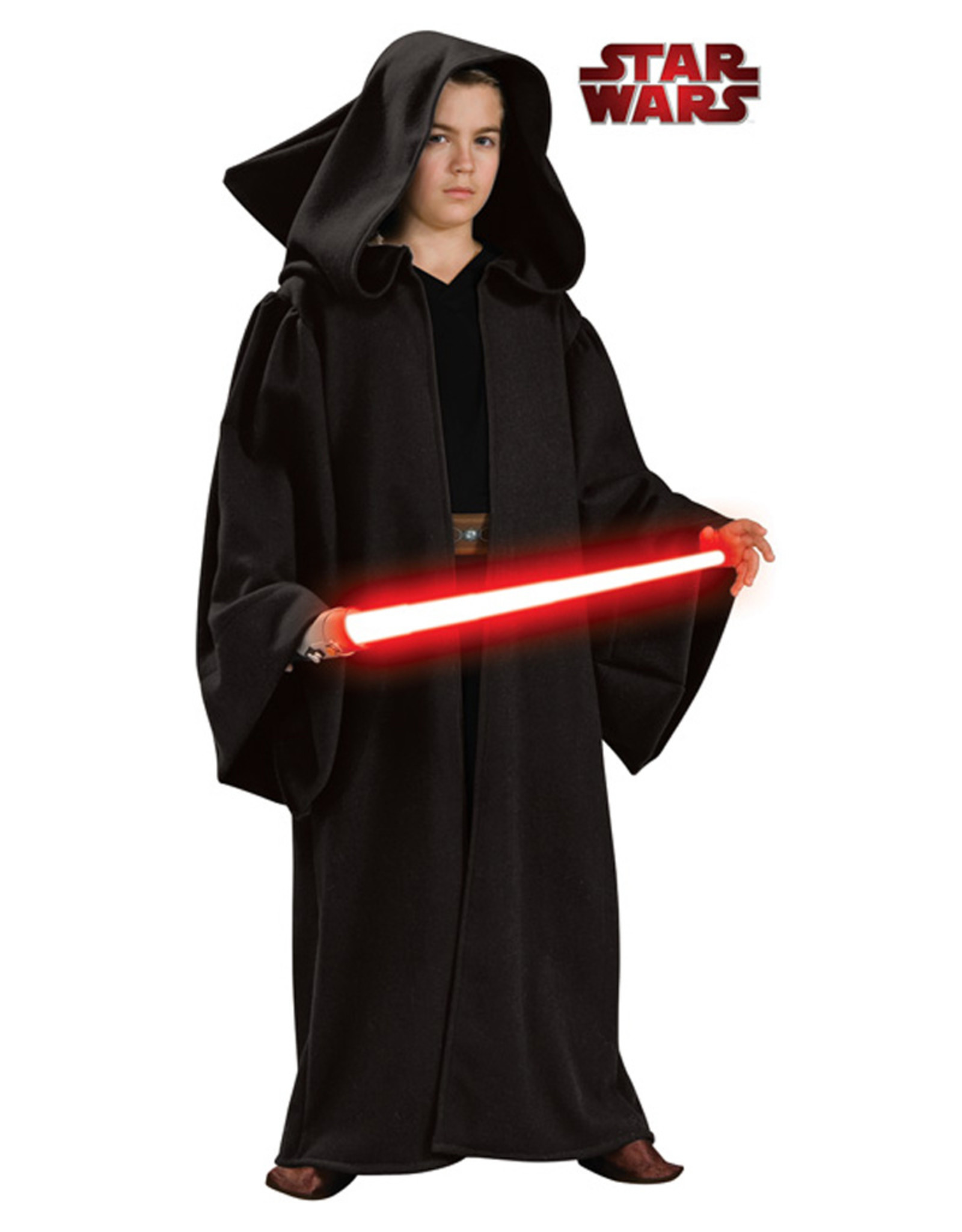 Hooded Sith Robe Costume - Boys