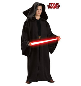 Hooded Sith Robe Costume - Boys
