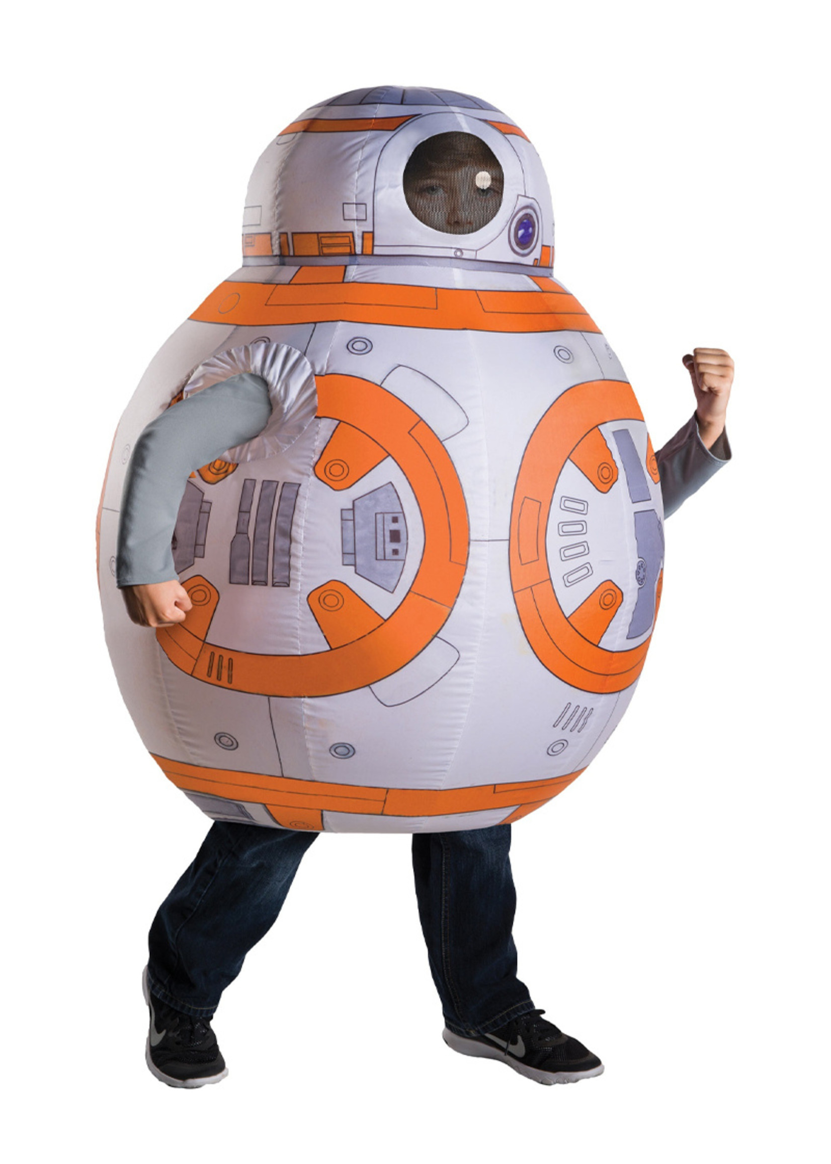Inflatable BB-8 Costume - Boys