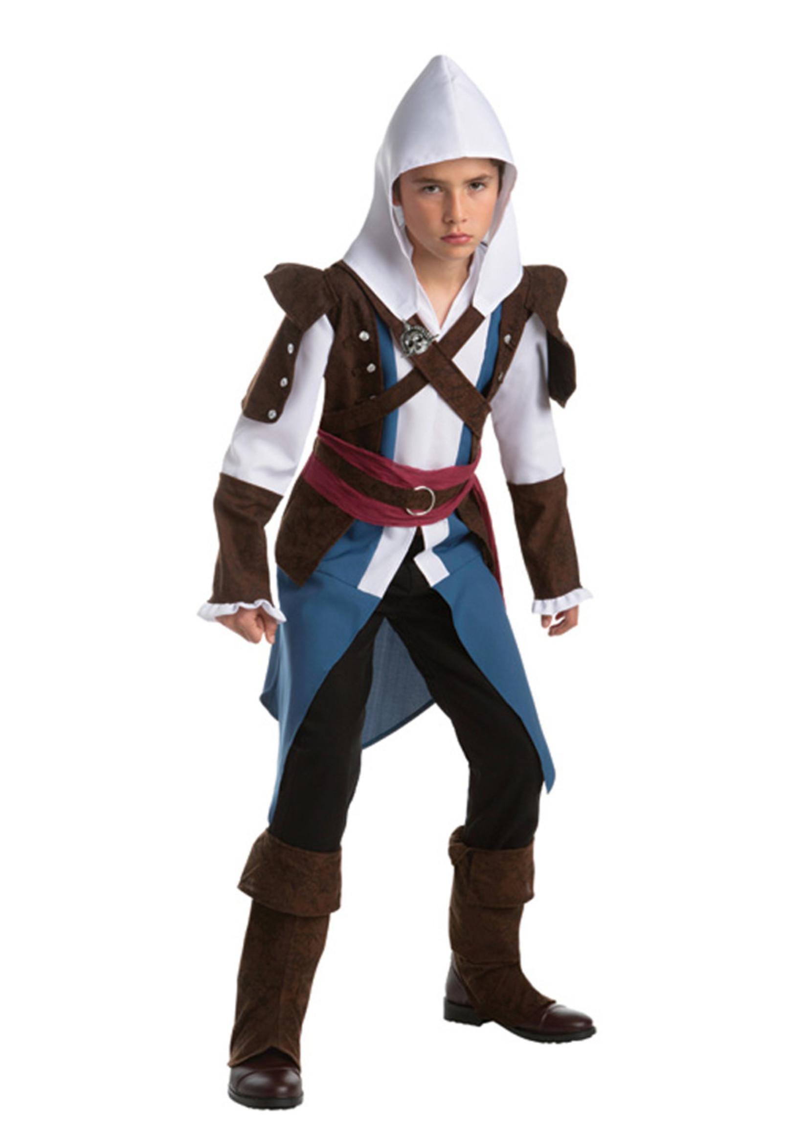 Edward - Assassin's Creed Costume - Boys