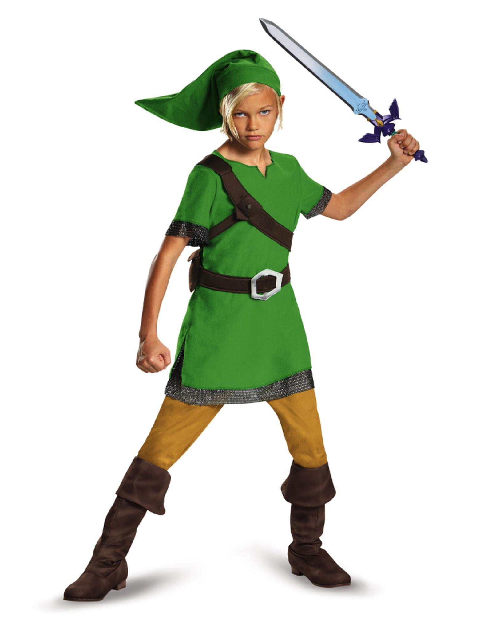 Link Costume - Boys