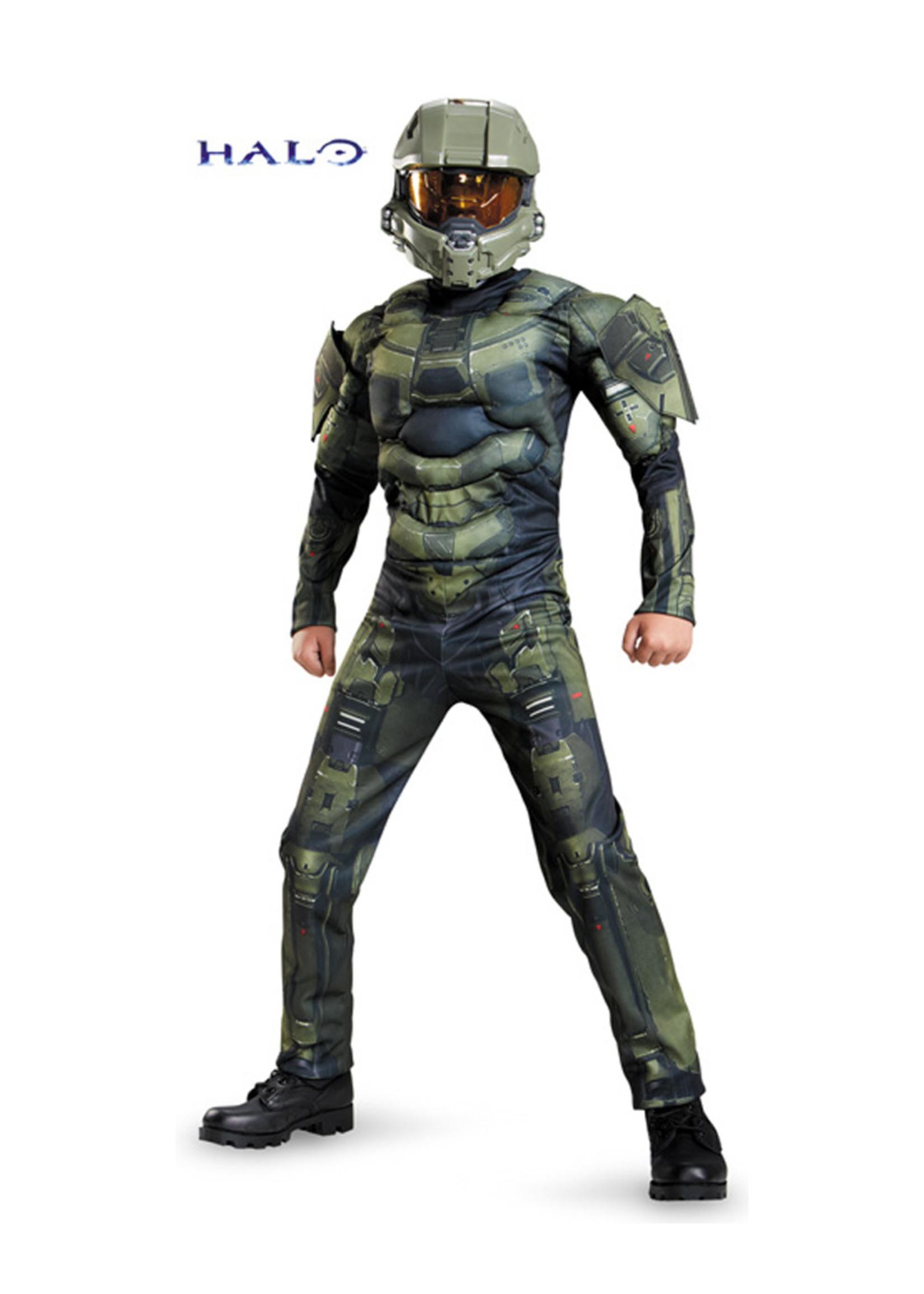Halo Master Chief Costume - Boys
