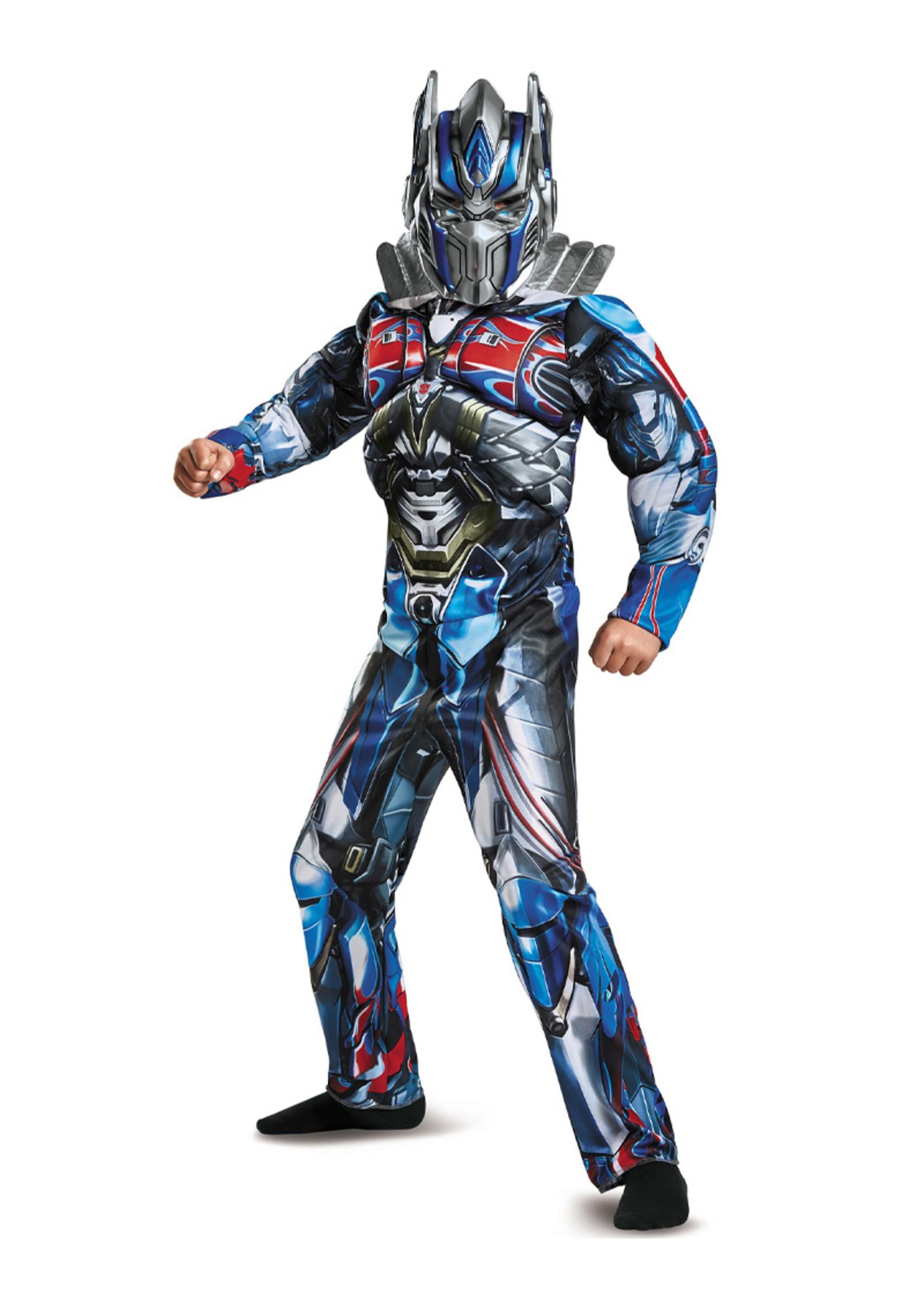 Optimus Prime Costume - Boys