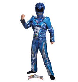 Blue Ranger Costume - Boys