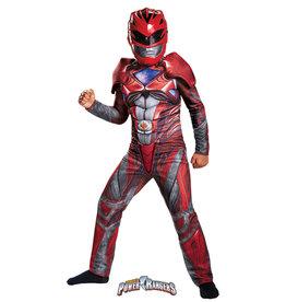 Red Ranger Costume - Boys